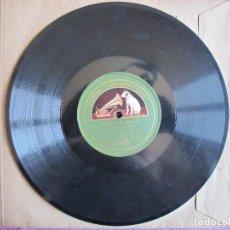 Discos de pizarra: MANUEL VALLEJO / MILONGA DE VALLEJO / TARANTAS (GRAMOFONO AE 1718). Lote 209316883