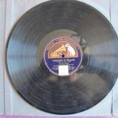 Discos de pizarra: MANUEL VALLEJO / BULERIAS / I A DIOS YO CON FE LE PIDO (GRAMOFONO GY 107). Lote 209317417