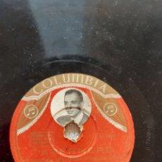 Discos de pizarra: AMPARO EL GRAN KIKI TABERNERO EL GRAN KIKI. Lote 210312398