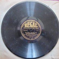 Discos de pizarra: JOSE CEPERO / ENTRE EN MI JARDIN / MI MAYOR VENGANZA (REGAL RS 740). Lote 210542050