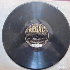 Discos de pizarra: JOSE CEPERO / NADIE DIGA QUE ES LOCURA / DEL NIÑO DE DIOS (REGAL RS 804). Lote 210542136