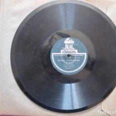 Discos de pizarra: JOSE CEPERO / MEDIA GRANADINA / TARANTAS DE LINARES (ODEON 181.007). Lote 210542625