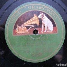Discos de pizarra: NIÑO MARCHENA / A LA SALIDA DEL CARMEN / SOLEA (GRAMOFONO AE 2882). Lote 211268040