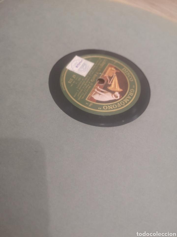 Discos de pizarra: F. CHUECA LA ALEGRIA DE LA HUERTA, COMPLETA Y CON SU ESTUCHE. - Foto 3 - 211416166