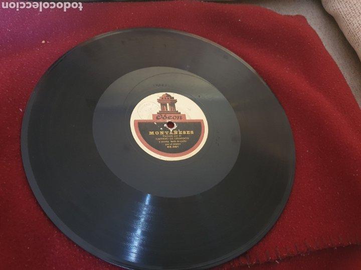 Discos de pizarra: Gaitero de Libardon 78 rpm - Foto 3 - 211800040