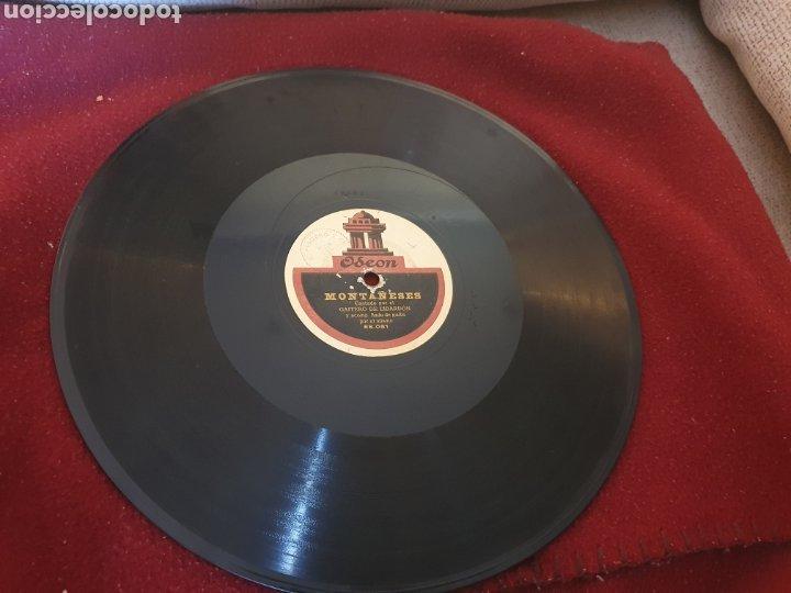 Discos de pizarra: Gaitero de Libardon 78 rpm - Foto 4 - 211800040