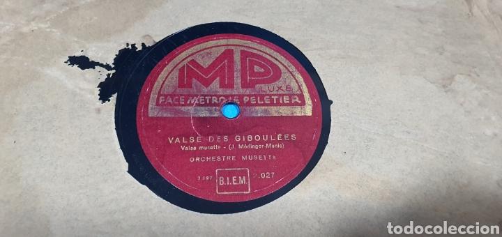 Discos de pizarra: LOTE DE 44 DISCOS DE PIZARRA - MÚSICA EN FRANCES , odeón , Polydor , unix y otros - Foto 27 - 212686417