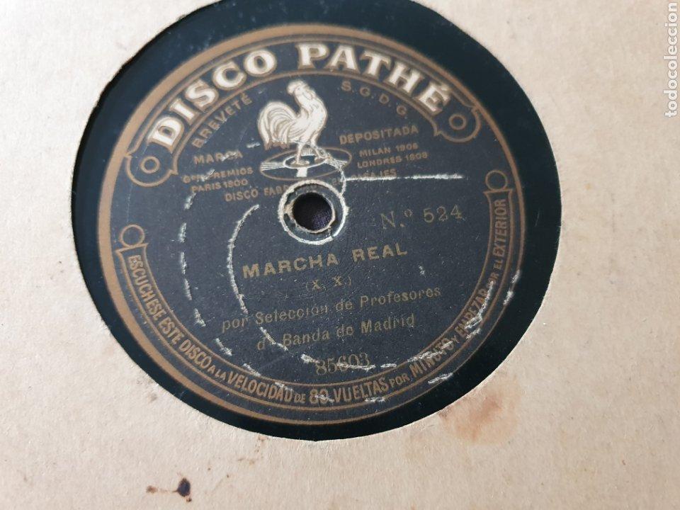 MARCHA REAL ESPAÑOLA (Música - Discos - Pizarra - Flamenco, Canción española y Cuplé)