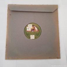 Discos de pizarra: DISCO GRAMOFONO- LA VOZ DE SU AMO-LA SANTA ESPINA. Lote 213450665
