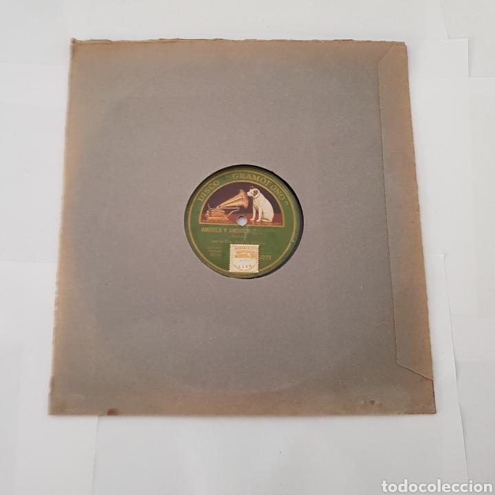Discos de pizarra: DISCO GRAMOFONO- LA VOZ DE SU AMO-EL GENIO ALEGRE - Foto 4 - 213451315