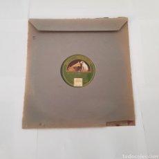 Discos de pizarra: DISCO GRAMOFONO- LA VOZ DE SU AMO-EL GENIO ALEGRE. Lote 213451315