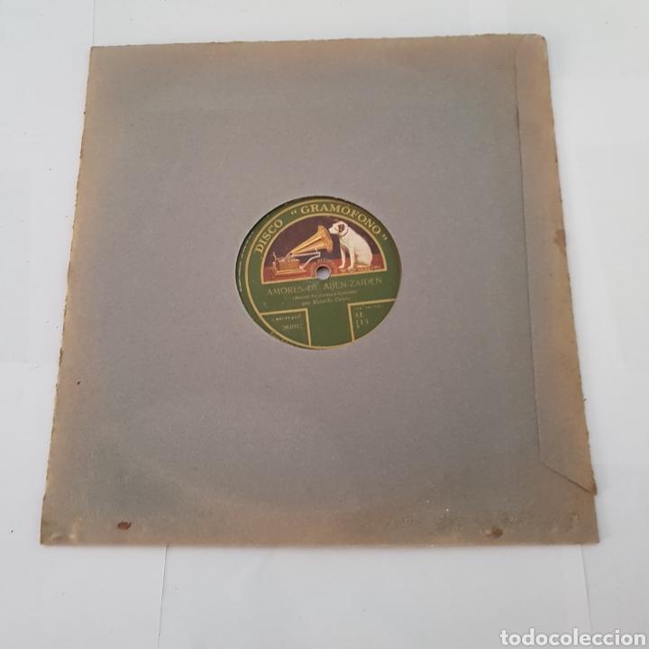 Discos de pizarra: DISCO- LA VOZ DE SU AMO-MARCHA TRIUNFAL - Foto 3 - 213452730