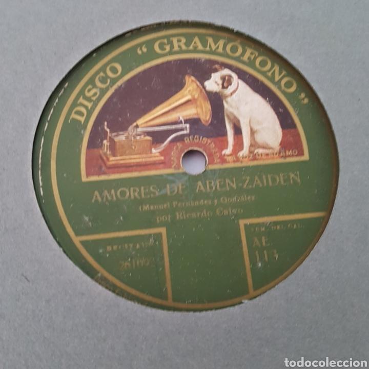 Discos de pizarra: DISCO- LA VOZ DE SU AMO-MARCHA TRIUNFAL - Foto 4 - 213452730