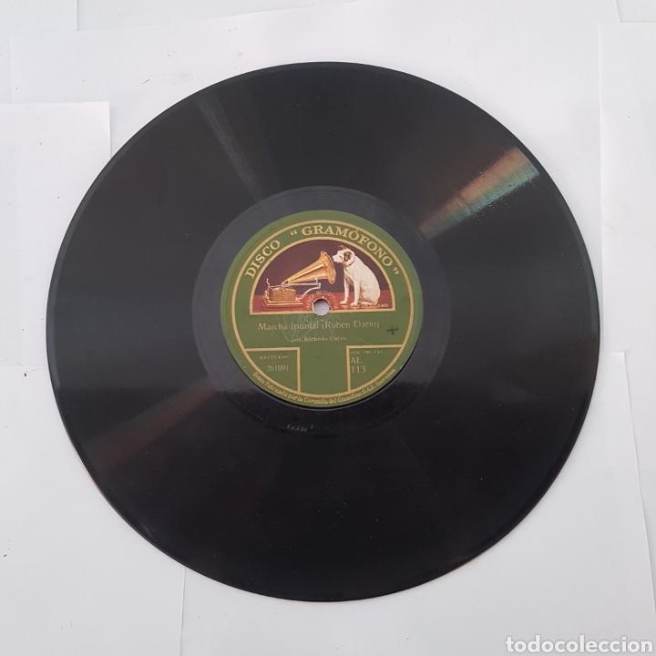 Discos de pizarra: DISCO- LA VOZ DE SU AMO-MARCHA TRIUNFAL - Foto 6 - 213452730