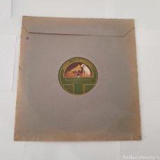 Discos de pizarra: DISCO- LA VOZ DE SU AMO-MARCHA TRIUNFAL. Lote 213452730