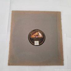 Discos de pizarra: DISCO GRAMOFONO- LA VOZ DE SU AMO-ELS SEGADORS. Lote 213454192