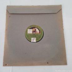 Discos de pizarra: DISCO GRAMOFONO-LA VOZ DE SU AMO-ROSA DE MADRID. Lote 213455842