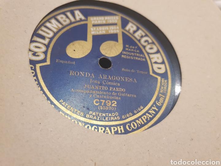 JUANITO PARDO JOTAS (Música - Discos - Pizarra - Flamenco, Canción española y Cuplé)