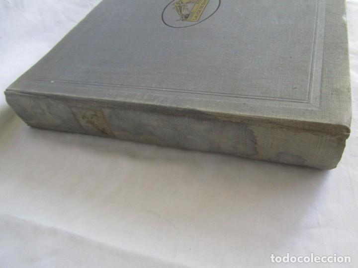 Discos de pizarra: Álbum de discos de pizarra La voz de su amo, 12 discos de 25 cm de diámetro, títulos en fotografías - Foto 2 - 213490297