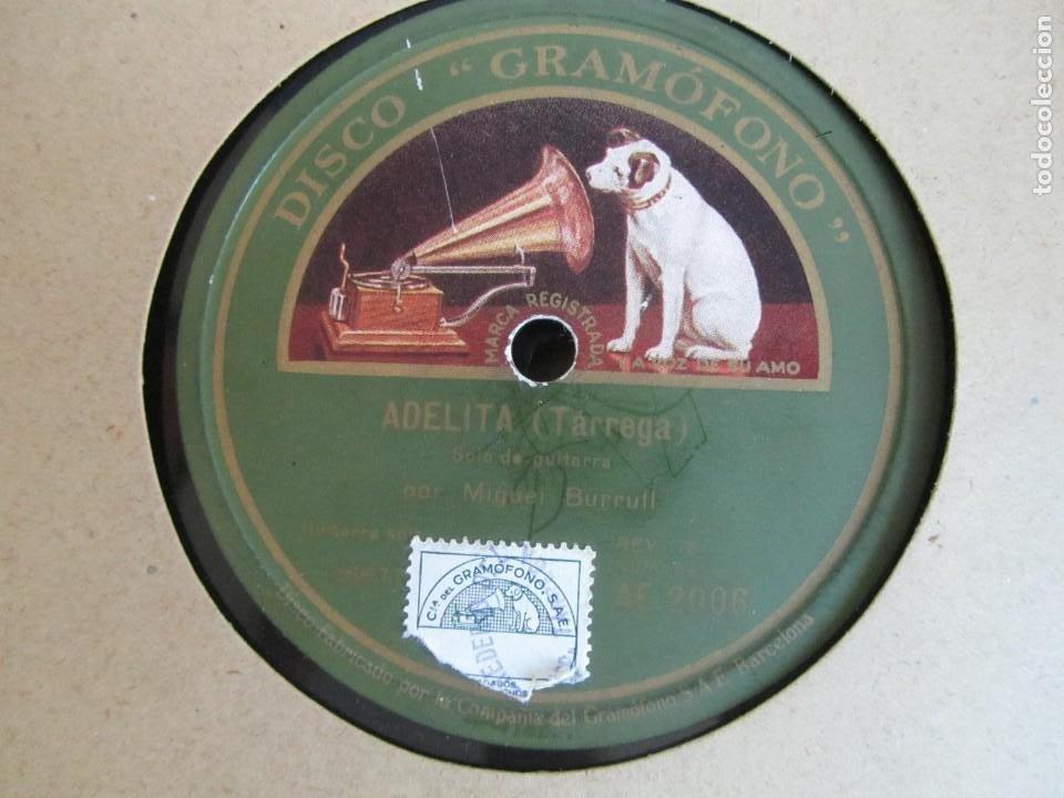 Discos de pizarra: Álbum de discos de pizarra La voz de su amo, 12 discos de 25 cm de diámetro, títulos en fotografías - Foto 24 - 213490297