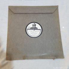Discos de pizarra: DISCO GRAMOFONO OSCON VOLVERA LA PRIMAVERA. Lote 213857102
