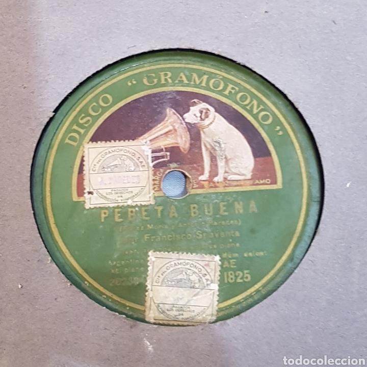 Discos de pizarra: DISCO GRAMOFONO LA VOZ DE SU AMO A MEDIA LUZ - Foto 4 - 214408586