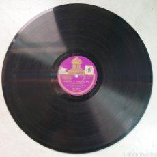 Discos de pizarra: DISCO DE PIZARRA HIMNO A VALENCIA. Lote 214740891
