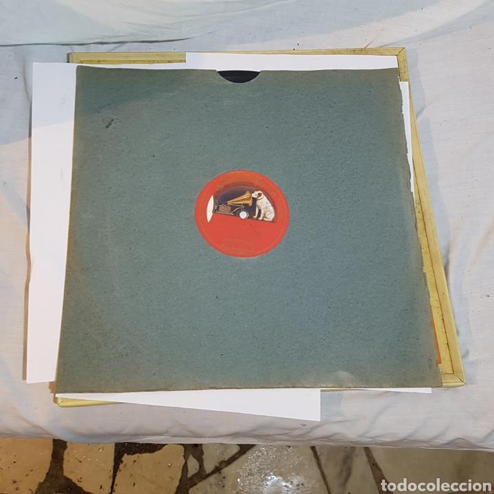 Discos de pizarra: DISCO GRAMOFONO LA VOZ DE SU AMO - Foto 3 - 214972542