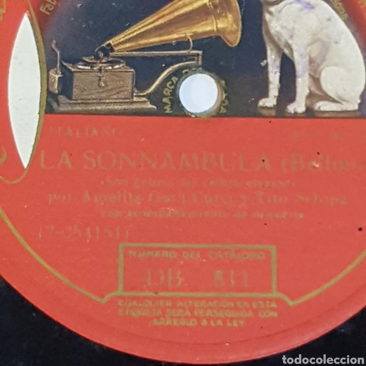 Discos de pizarra: DISCO GRAMOFONO LA VOZ DE SU AMO - Foto 8 - 214972542