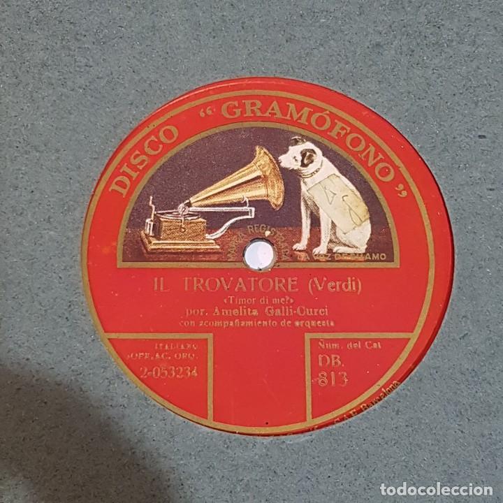 Discos de pizarra: DISCO GRAMOFONO LA VOZ DE SU AMO - Foto 2 - 214973038