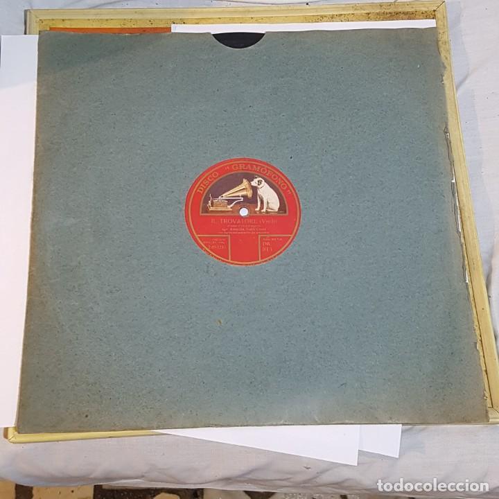 Discos de pizarra: DISCO GRAMOFONO LA VOZ DE SU AMO - Foto 3 - 214973038