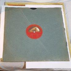 Discos de pizarra: DISCO GRAMOFONO LA VOZ DE SU AMO. Lote 214973373