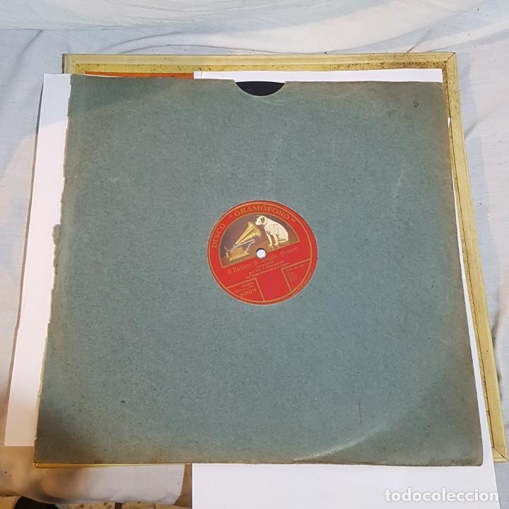 Discos de pizarra: DISCO GRAMOFONO LA VOZ DE SU AMO - Foto 3 - 214973373