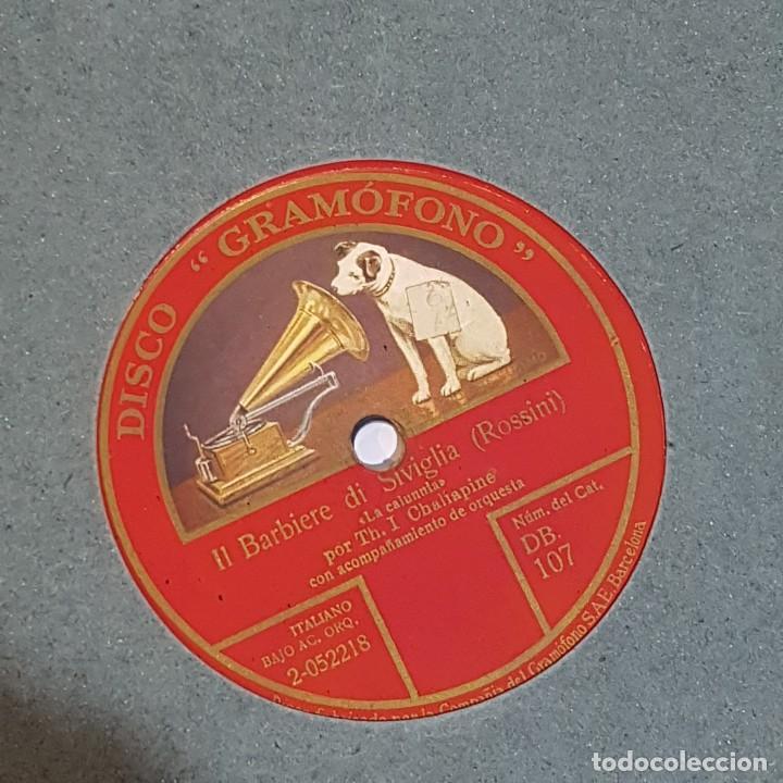 Discos de pizarra: DISCO GRAMOFONO LA VOZ DE SU AMO - Foto 4 - 214973373