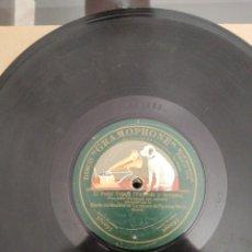 Discos de pizarra: DISCO DE PIZARRA DE 78RPM- MOROS Y CRISTIANOS/EL POLLO TEJADA. Lote 215154988