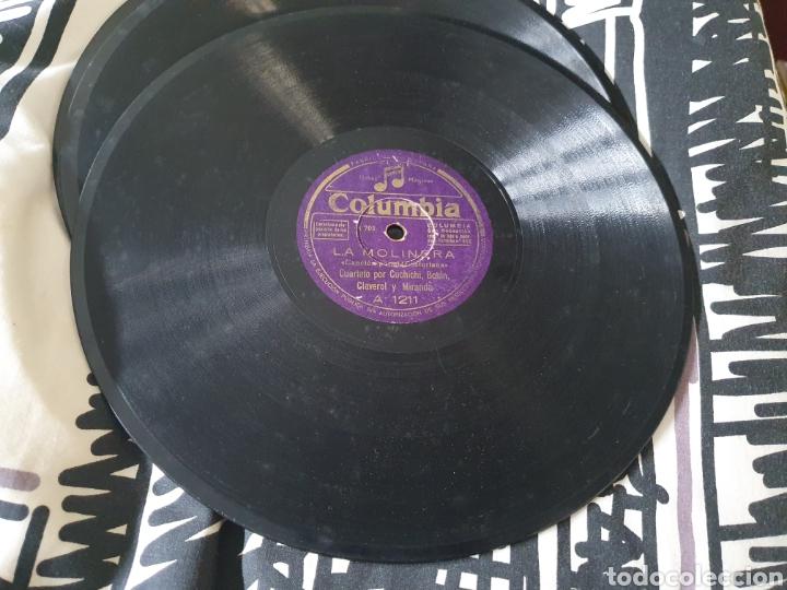 Discos de pizarra: Canción Asturiana - Foto 4 - 215157086
