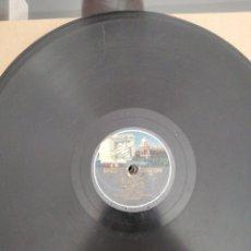 Discos de pizarra: DISCO DE PIZARRA DE 78RPM. SALUD RUIZ-MON HOMME/NENA. Lote 215158813