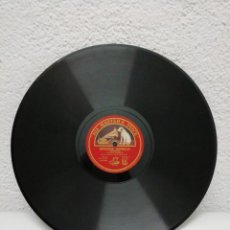 Discos de pizarra: GOYESCAS-INTERMEZZO/TOCCATA IN G MAJOR. PABLO CASALS. HIS MASTER'S VOICE. Lote 216546308