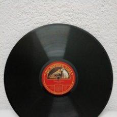 Discos de pizarra: HEBREW MELODY/CONCERTOBIN D MINOR. OP. 22. HIS MASTER'S VOICE. Lote 216546970