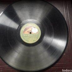 Discos de pizarra: MADAMA BUTTERFLY ORQUESTA SINFONICA REDUCIDA - DISCO PIZARRA. Lote 166524970