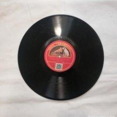 Discos de pizarra: CAVALLERIA RUSTICANA - MASCAGNI CARA A. ANDREA CHENIER - GIORDANO CARA B. Lote 217271593
