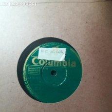 Discos de pizarra: TEJADA Y SU GRAN ORQUESTA. Lote 218036966