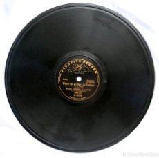 Discos de pizarra: GUIDO GIALDINI - FASCINATION, DISCO PIZARRA GRAMOFONO , FAVORITE RECORDS 1-10178. Lote 218485388
