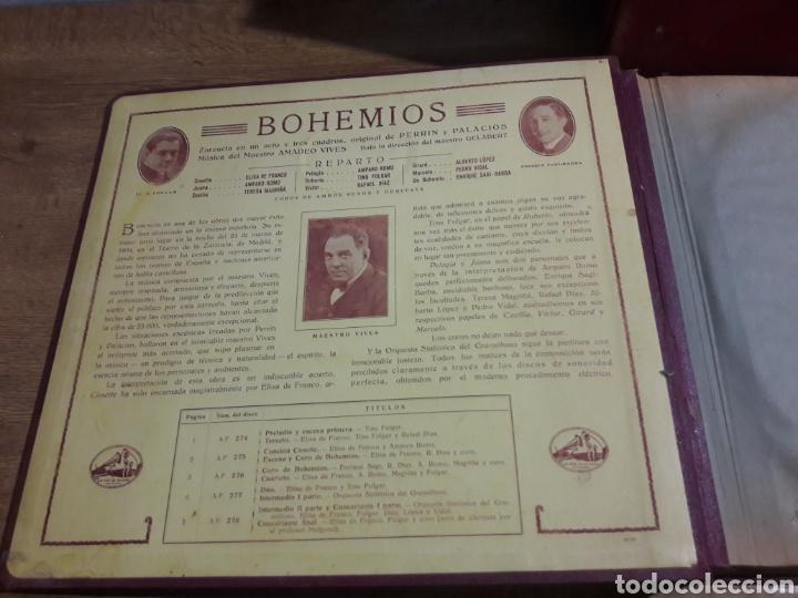 Discos de pizarra: discos gramofono 2 estuches - Foto 3 - 218845982