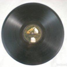 Discos de pizarra: RAREZA!!! DISCO PIZARRA LA PARTIDA - MONARCH RECORD GRAMOPHONE 062017. Lote 219086445