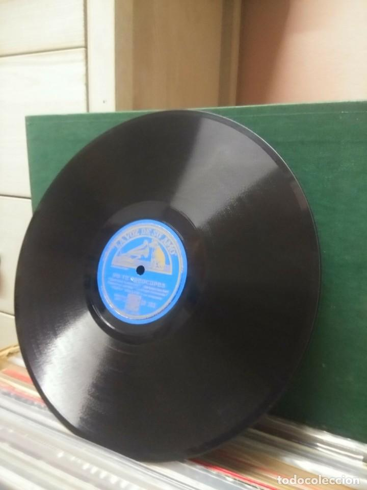 Discos de pizarra: ORQUESTA LEO REISMAN CON FRED ASTAIRE : NOCHE Y DIA ( COLE PORTER) + FATS WALLER : NO TE PREOCUPES - Foto 2 - 53820869