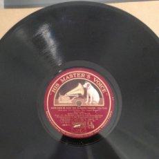 Discos de pizarra: DISCO DE PIZARRA 78RPM MARLENE DIETRICH-NIMM DICH IN ACHT VOR BLONDER FRAUEN/ICH BIN VON KOPF BIS. Lote 220850956