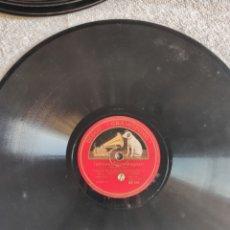 Discos de pizarra: TANNHAUSER WAGNER OBERTURA 1 Y 2. Lote 221763247