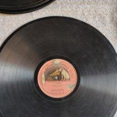 Discos de pizarra: PECHEURS DE PERLES ENRICO CARUSO. Lote 221764945
