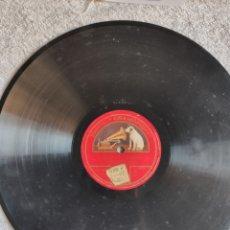 Discos de pizarra: DINORA OMBRA LEGGERA LUCÍA DI LAMMERMOOR IL DOLCE SUONO. Lote 221768268